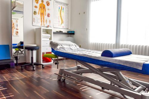 Physiotherapie Meik Busch in Uelzen - Praxisräume